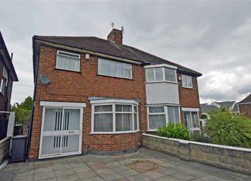 Thumbnail 3 bed semi-detached house for sale in Abbey Park Road, Leicester