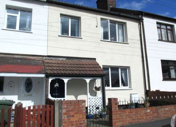 Thumbnail 2 bed terraced house for sale in High Street, Dragonby, Scunthorpe