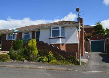 Thumbnail 3 bed detached bungalow for sale in Heol Ysgawen, Sketty, Swansea