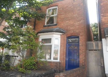 Thumbnail 2 bedroom terraced house to rent in Lightwoods Road, Bearwood, Smethwick