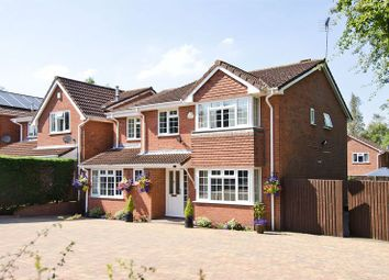Thumbnail 5 bed detached house for sale in Littleworth Road, Rawnsley, Cannock
