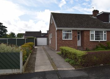 Thumbnail 2 bed semi-detached bungalow to rent in Manor Close, Ossett