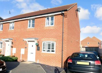 Thumbnail 3 bed semi-detached house for sale in Aspen Drive, Sheerness, Kent