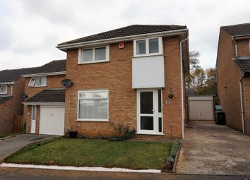 Thumbnail 4 bed detached house for sale in Watermeadow Drive, Northampton
