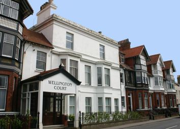 Thumbnail 1 bed flat for sale in Dover Road, Walmer, Deal