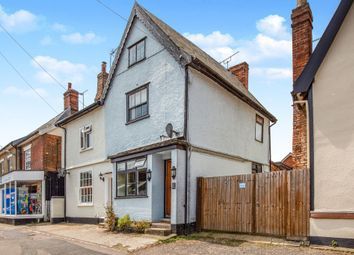 Thumbnail 3 bed semi-detached house for sale in Chancery Lane, Debenham, Stowmarket