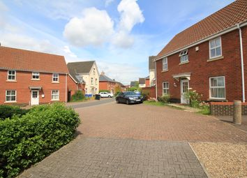 Thumbnail 4 bedroom detached house to rent in Caddow Road, Norwich