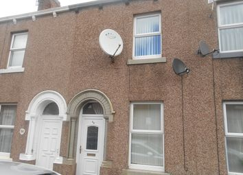 Thumbnail 2 bed terraced house to rent in Collingwood Street, Carlisle