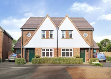 Thumbnail 3 bed detached house for sale in Forest Road, Waltham Chase, Southampton, Hampshire