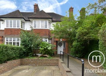 Thumbnail 1 bed flat for sale in Rotherwick Road, London