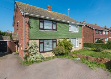 Thumbnail 3 bed semi-detached house for sale in Green Lane, Whitstable
