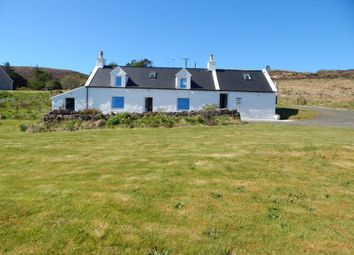 Thumbnail 3 bedroom detached house for sale in Gillen, Waternish, Isle Of Skye