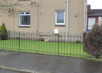 Thumbnail 2 bedroom flat for sale in Morris Moodie Avenue, Stevenston