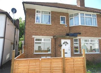 Thumbnail 2 bed maisonette to rent in Windsor Close, Northwood, Middlesex