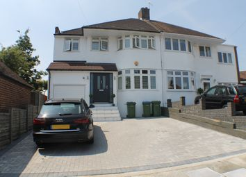 Thumbnail 4 bed semi-detached house to rent in Brownspring Drive, London