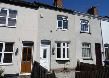 Thumbnail 2 bed terraced house for sale in Hinckley Road, Burbage, Hinckley