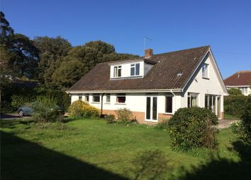 Thumbnail 4 bed detached house for sale in Pinewood Road, Branksome Park, Poole