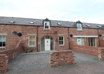 Thumbnail 3 bedroom terraced house for sale in Church Road, Backworth, Newcastle Upon Tyne