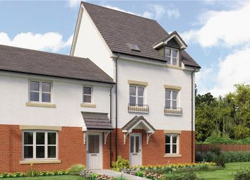 "Thumbnail 4 bed mews house for sale in ""Laird End"" at Lenzie, Kirkintilloch, Glasgow"
