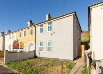 Thumbnail 3 bed end terrace house for sale in Gloster Ropewalk, Dover