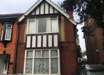 Thumbnail 1 bedroom semi-detached house to rent in Penn Road, Wolverhampton
