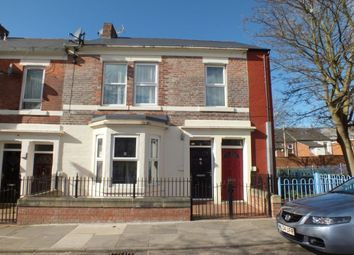 Thumbnail 3 bedroom flat for sale in Ethel Street, Newcastle Upon Tyne