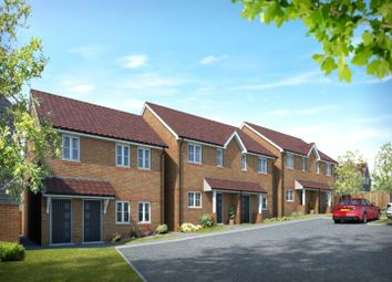 Thumbnail 2 bed semi-detached house for sale in ., Silverwood Rise, Romsey, Hampshire