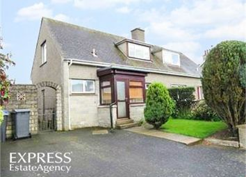 Thumbnail 2 bed semi-detached house for sale in Duncan Terrace, Udny Station, Ellon, Aberdeenshire