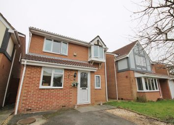 Thumbnail 3 bed detached house for sale in The Worthys, Bradley Stoke, Bristol
