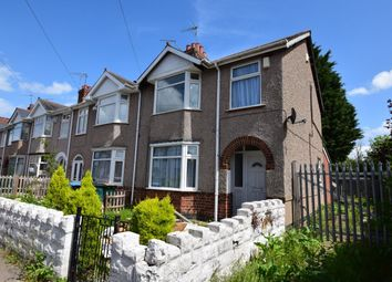 Thumbnail 3 bed terraced house for sale in Wykeley Road, Wyken, Coventry