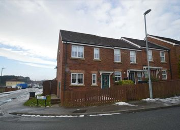 3 bed terraced house for sale in Orwell Gardens, South Stanley, Stanley DH9