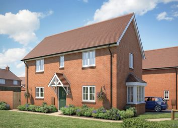 "Thumbnail 3 bed property for sale in ""The Chelsworth"" at Monks Road, Earls Colne, Colchester"