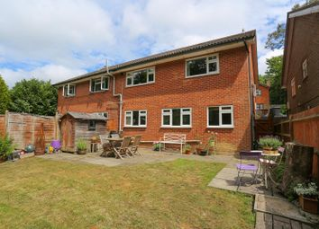 Thumbnail 4 bed semi-detached house for sale in Swaines Way, Heathfield