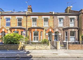 Thumbnail 3 bed terraced house for sale in Swaffield Road, London
