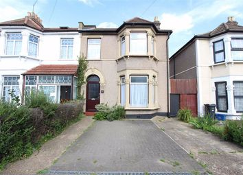 Thumbnail 4 bed end terrace house to rent in Sunnyside Road, Ilford, Essex