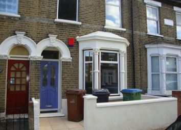 Thumbnail 4 bedroom terraced house to rent in Wragby Road, Leyton