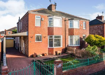2 bed semi-detached house for sale in Orama Avenue, Salford, Greater Manchester M6