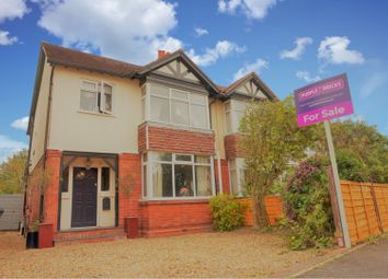 Thumbnail 3 bed semi-detached house for sale in Underdale Avenue, Shrewsbury