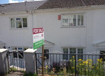 Thumbnail 2 bed terraced house for sale in The Uplands, Pentre