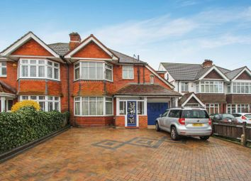 Thumbnail 4 bedroom semi-detached house for sale in Malvern Terrace, Winchester Road, Shirley, Southampton
