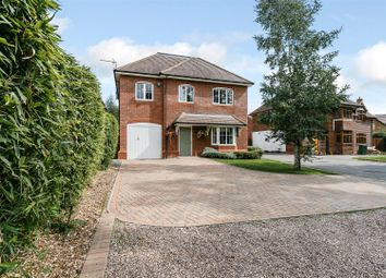 Thumbnail 5 bedroom detached house for sale in Welsh Road, Balsall Common, Coventry