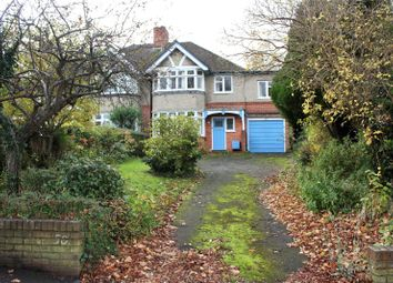 Thumbnail 4 bed semi-detached house for sale in Alexandra Road, Reading, Berkshire