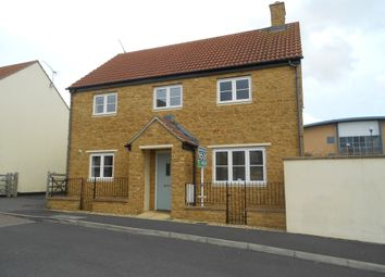 Thumbnail 4 bed detached house to rent in Highmere, Brympton, Yeovil
