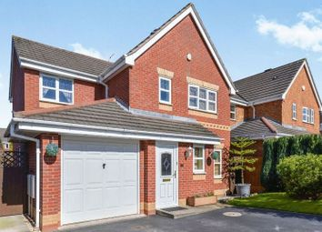 Thumbnail 4 bedroom detached house for sale in Hyssop Place, Stoke-On-Trent
