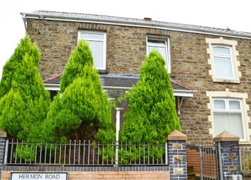 Thumbnail 4 bed end terrace house for sale in Hermon Road, Maesteg, Mid Glamorgan