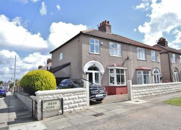 Thumbnail 3 bedroom semi-detached house for sale in Irene Road, Childwall, Liverpool