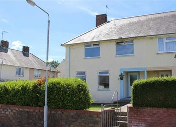 3 bed semi-detached house for sale in Beaufort Road, Pembroke SA71