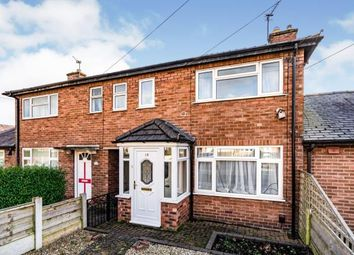 Thumbnail 2 bed terraced house for sale in Mendip Avenue, Warrington, Cheshire