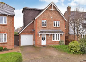 Goldings Close, Kings Hill, West Malling ME19. 6 bed detached house for sale