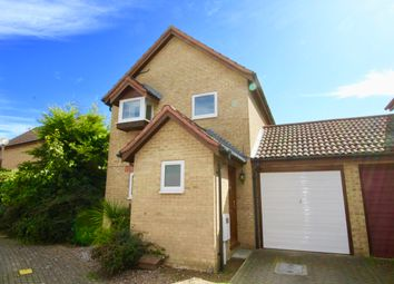 Thumbnail 3 bed link-detached house to rent in Chevalier Grove, Crownhill, Milton Keynes